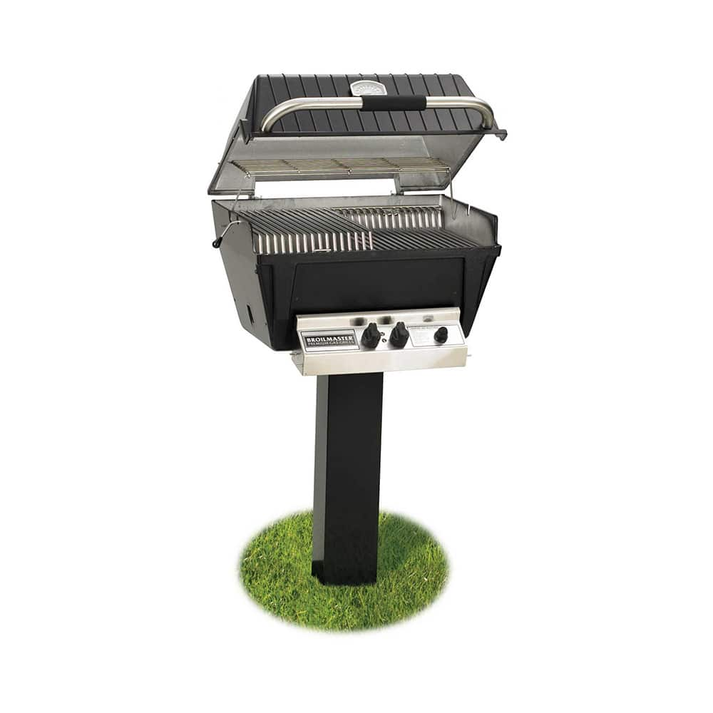 Broilmaster P4xf Premium Gas Grill Head With Flare Busters
