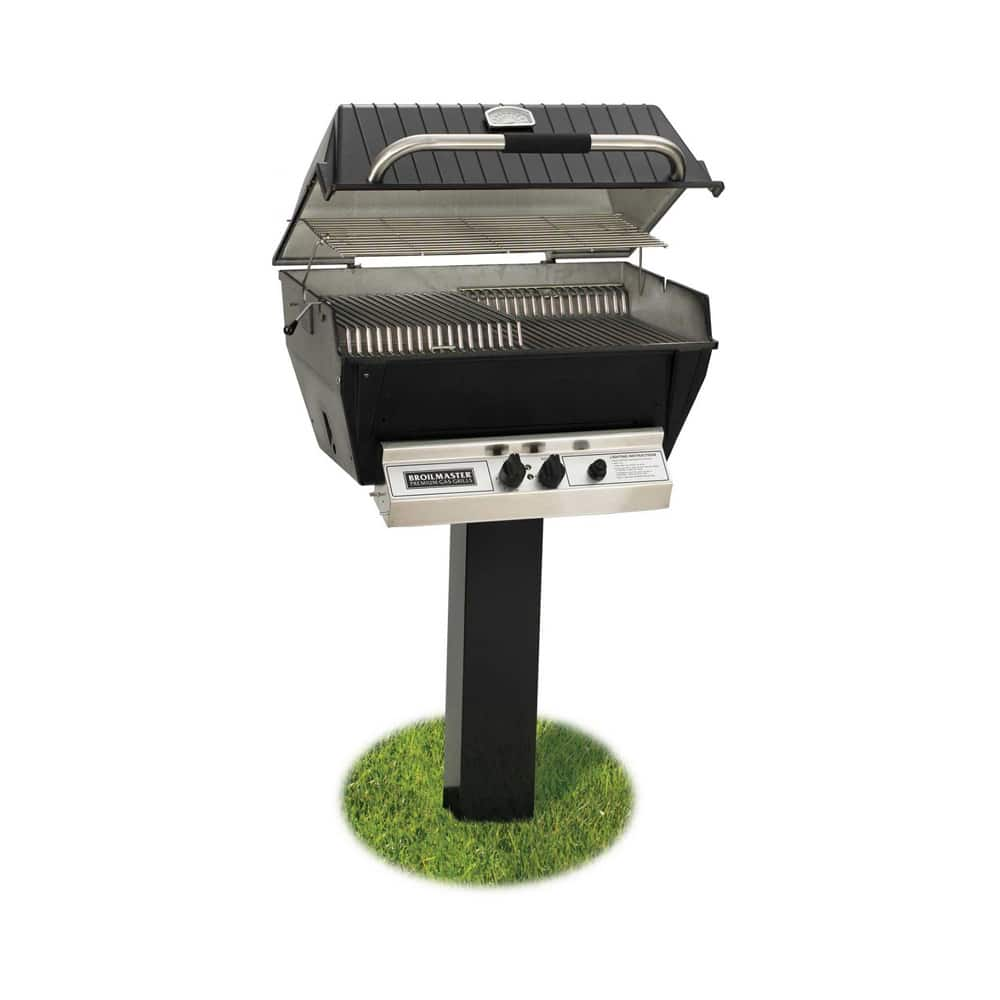 Broilmaster P3xf Premium Gas Grill Head With Flare Busters
