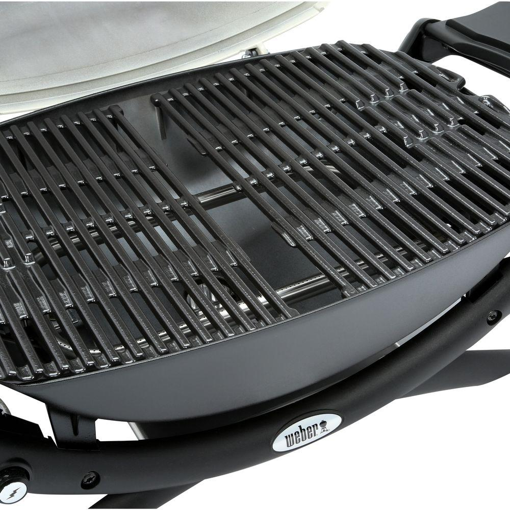 Weber Portable Gas Bbq.Weber Q 2200 1 Burner Portable Gas Grill Marx Fireplaces Lighting