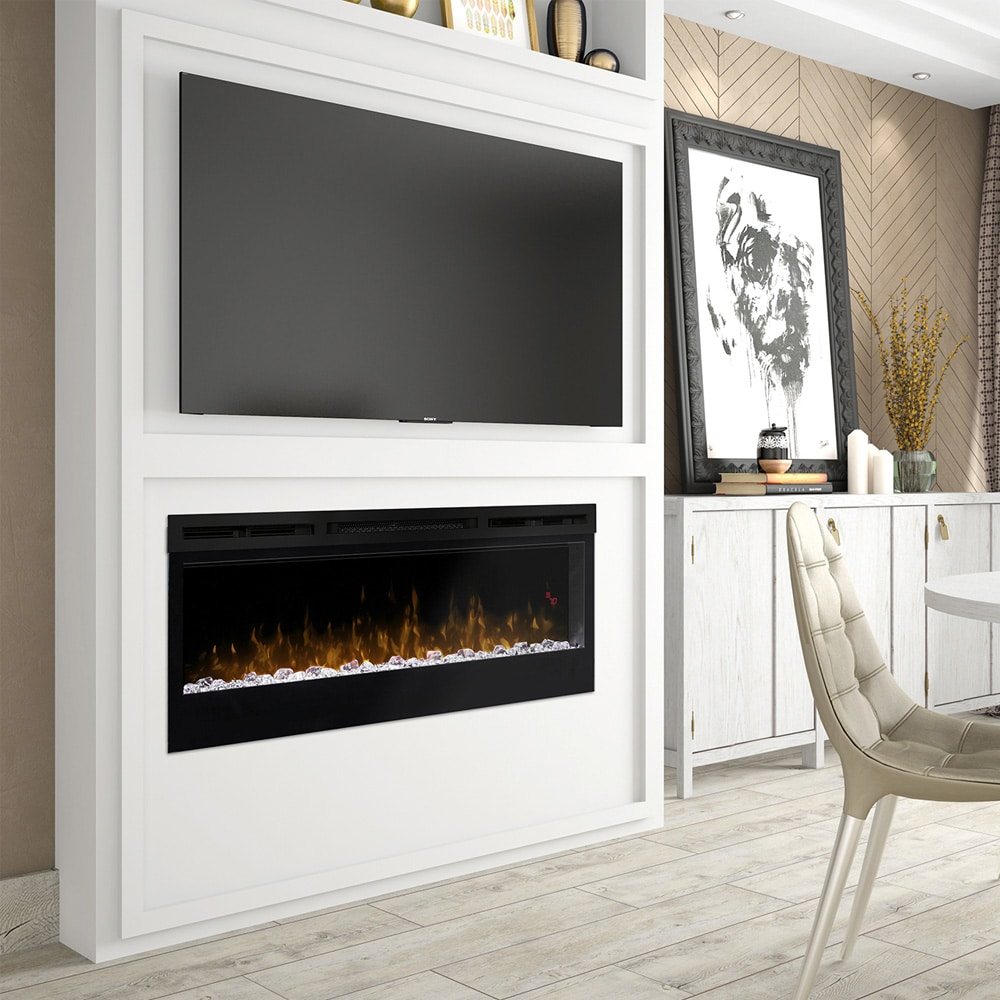 Dimplex Prism 50 Inch Linear Electric Fireplace Marx