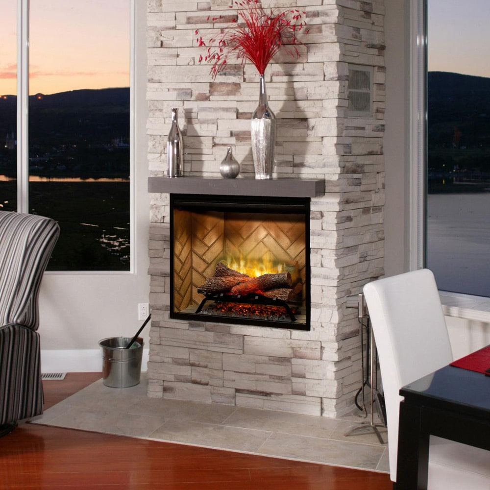 Fine Dimplex Revillusion 30 Inch Built In Electric Firebox Beutiful Home Inspiration Xortanetmahrainfo