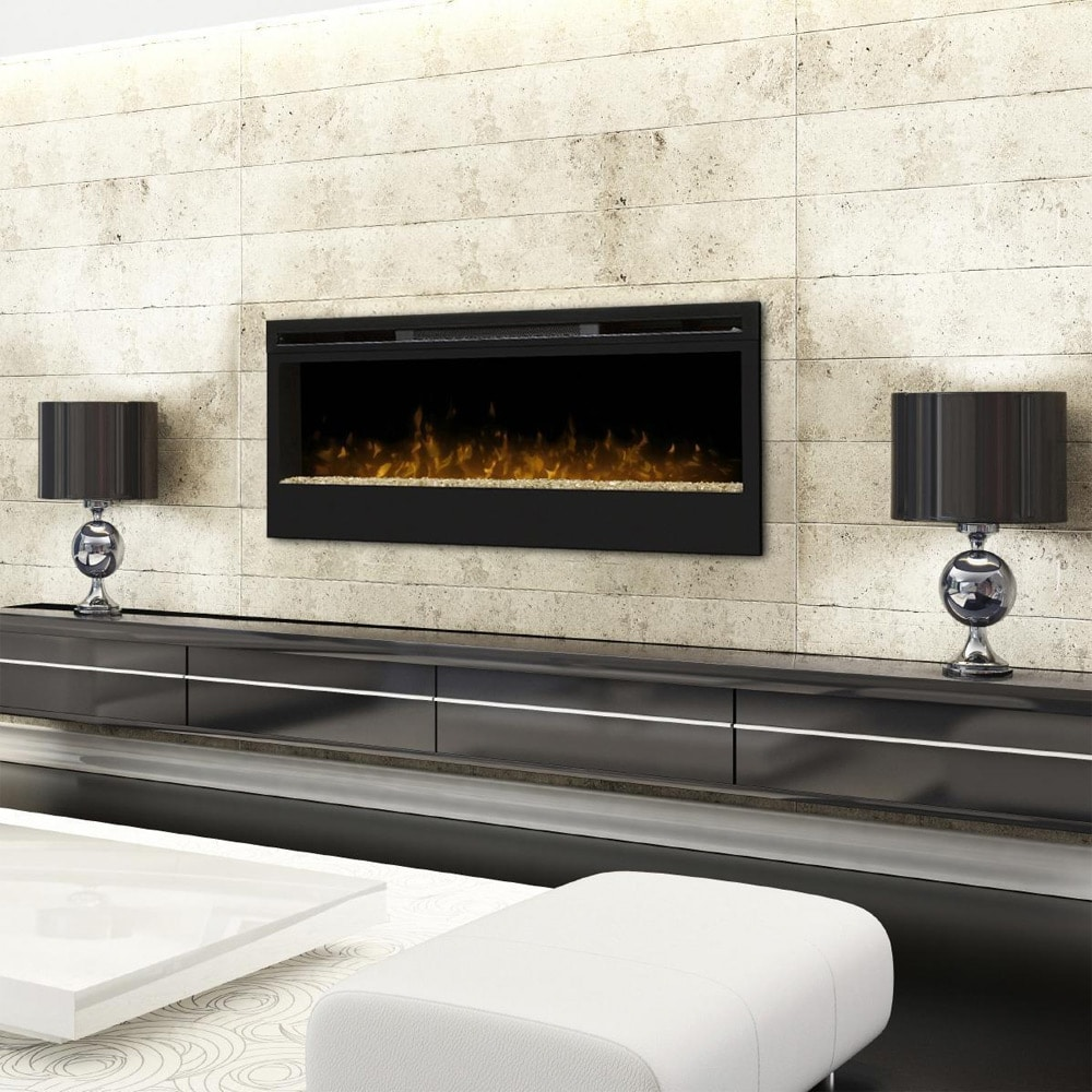 Dimplex Synergy 50 Inch Linear Electric Fireplace Marx