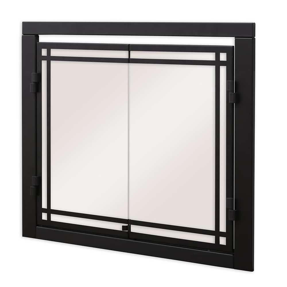 Dimplex Dimplex Revillusion 42 Inch Double Glass Door Accessory
