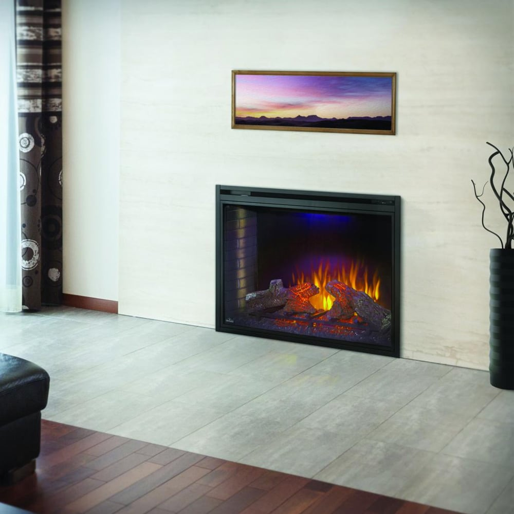 Napoleon Ascent 40 Inch Built In Electric Firebox Marx