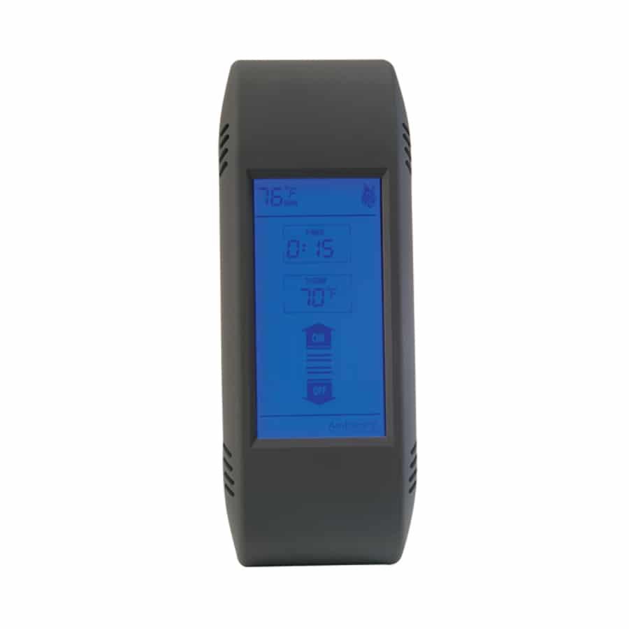 Stupendous Ambient Technologies Touchscreen Handheld On Off Remote With Thermostat Interior Design Ideas Oteneahmetsinanyavuzinfo